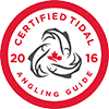 Certified Tidal Angling Guide - 2016