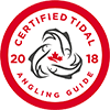 Certified Tidal Angling Guide - 2018